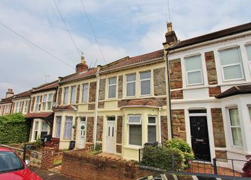 Thumbnail 2 bed terraced house for sale in Sandgate Road, Brislington, Bristol