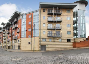 Thumbnail 2 bed flat for sale in Low Street, Sunderland