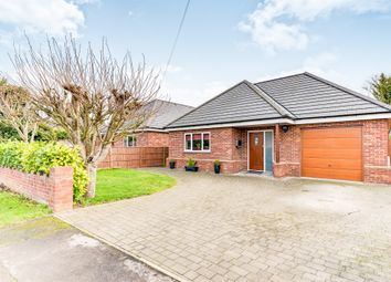 Thumbnail 4 bed detached bungalow for sale in Garden Walk, Royston