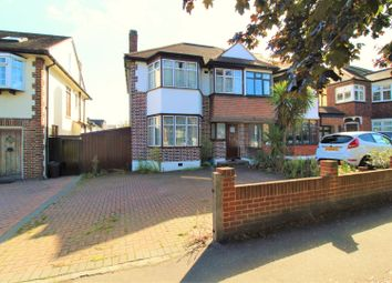 Thumbnail 3 bed semi-detached house for sale in Chigwell Road, South Woodford