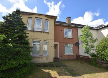 Thumbnail 3 bedroom flat for sale in Polnoon Avenue, Glasgow