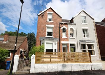 Thumbnail 4 bedroom semi-detached house for sale in Meersbrook Road, Sheffield