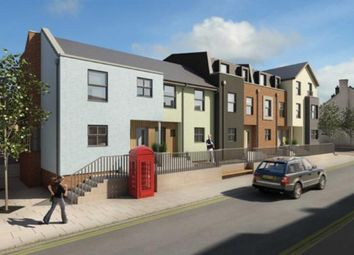 Thumbnail 4 bed town house for sale in The Gables, Bridge Street, Chepstow