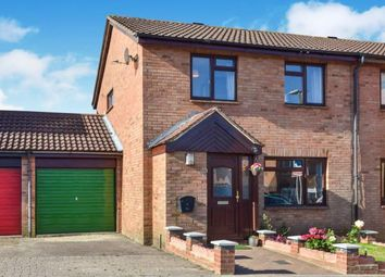 Thumbnail 3 bed semi-detached house for sale in Bingham Close, Emerson Valley, Milton Keynes, Buckinghamshire