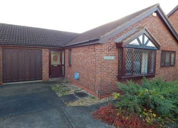 Thumbnail 2 bed bungalow to rent in Shaw Drive, Grimsby