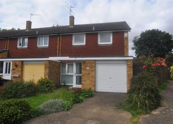 Thumbnail 3 bed property for sale in Franklin Gardens, Hitchin