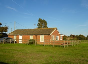 Thumbnail 3 bed detached bungalow for sale in Romney Road, Lydd, Romney Marsh, Kent
