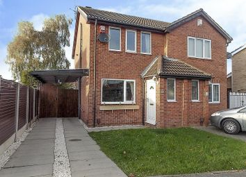 Thumbnail 2 bedroom semi-detached house for sale in Bosworth Way, Long Eaton, Nottingham