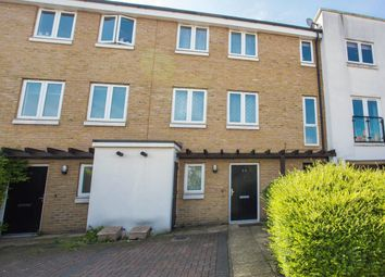 Thumbnail 4 bed town house for sale in Burcher Gale Grove, London