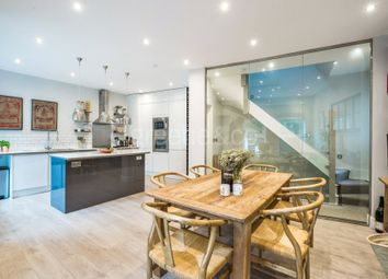 Thumbnail 3 bed terraced house for sale in Bravington Road, Maida Vale, London
