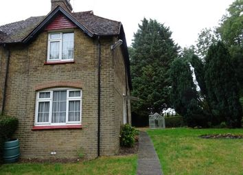 Thumbnail 2 bed cottage to rent in Mierscourt Road, Rainham