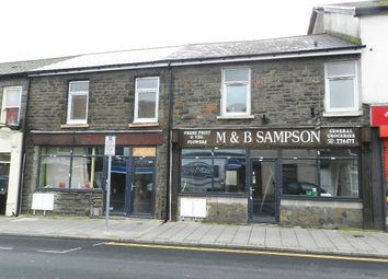 Thumbnail 1 bed flat to rent in Bute Street, Treorchy