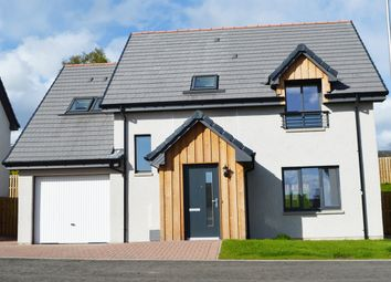 Thumbnail 4 bed detached house for sale in Schoolfield Road, Rattray, Blairgowrie