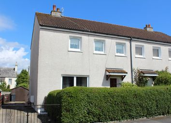Thumbnail 3 bed semi-detached house for sale in 4 Whitson Avenue, Stranraer
