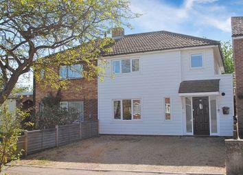 3 bed semi-detached house for sale in Grace Gardens, Bishop's Stortford, Hertfordshire CM23