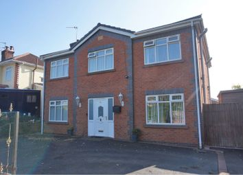 Thumbnail 4 bed detached house for sale in Inglewood Avenue, Wirral