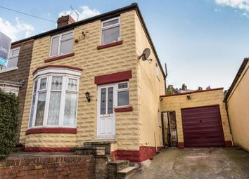 Thumbnail 3 bedroom semi-detached house for sale in St. Aidans Road, Sheffield