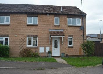 Thumbnail 3 bed semi-detached house to rent in Tallyfield End, Danefield, Northampton
