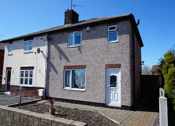 Thumbnail 3 bedroom semi-detached house for sale in Boughton Lane, Clowne, Chesterfield