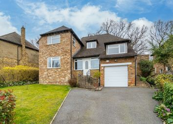 Foxdell Way, Chalfont St Peter, Buckinghamshire SL9. 4 bed detached house for sale