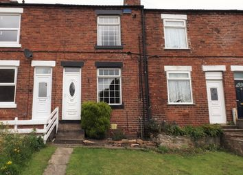 Thumbnail 2 bed terraced house to rent in Old Mill Lane, Mansfield Woodhouse, Mansfield