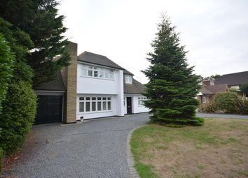 Thumbnail 4 bed detached house for sale in Gidea Avenue, Gidea Park
