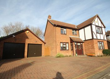 Thumbnail 4 bed detached house for sale in Peters Close, Welling