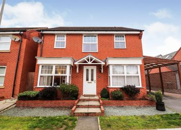 4 bed detached house for sale in Pembrey Road, Rugby CV21