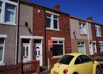 Thumbnail 3 bedroom terraced house to rent in Maitland Terrace, Newbiggin By The Sea
