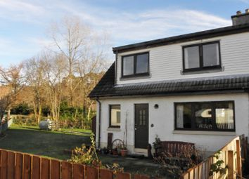 Thumbnail 3 bed end terrace house for sale in Strontian, Acharacle