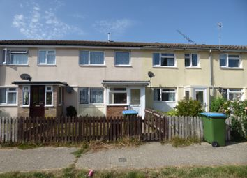 Thumbnail 3 bedroom terraced house to rent in Joyce Close, Wick, Littlehampton