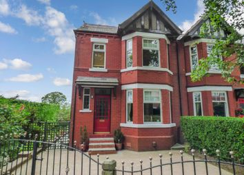Thumbnail 3 bed semi-detached house for sale in Carr Brow, High Lane, Stockport
