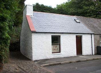 Thumbnail 1 bed cottage for sale in Clachaig 1 Main Street Newluce, Newton Stewart