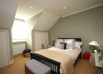 Thumbnail 1 bed flat to rent in Gwendwr Road, West Kensington