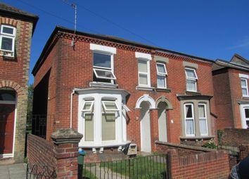 Thumbnail 4 bedroom semi-detached house to rent in Aberdeen Road, Southampton
