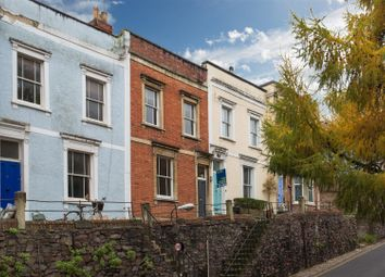 Thumbnail 2 bedroom terraced house for sale in Constitution Hill, Clifton, Bristol
