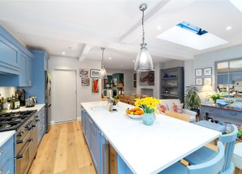 2 bed maisonette for sale in Paddenswick Road, London W6