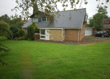 Thumbnail 5 bedroom detached bungalow for sale in High View, Darras Hall, Newcastle Upon Tyne