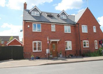 Thumbnail 4 bedroom semi-detached house for sale in Second Crossing Road, Walton Cardiff, Tewkesbury