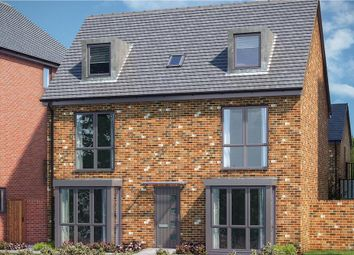 "Thumbnail 5 bed detached house for sale in ""Victoria B With Atelier"" at Enfield Road, Gateshead"