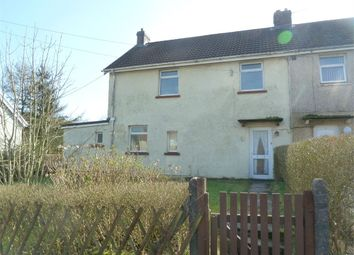 Thumbnail 3 bed semi-detached house for sale in Eastern Avenue, Cymmer, Port Talbot, West Glamorgan
