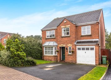 Thumbnail 5 bed detached house for sale in Fremantle Drive, Cannock