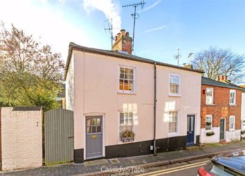 Thumbnail 2 bed end terrace house for sale in Queen Street, St Albans, Hertfordshire