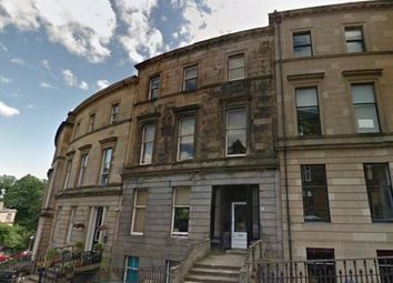 Thumbnail 1 bedroom flat to rent in Wilton Street, Glasgow, Lanarkshire
