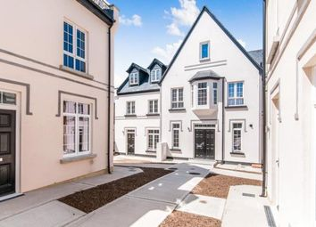 Thumbnail 3 bed town house for sale in Spire Close, West Cliff Road, Ramsgate, Kent