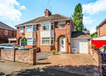 Thumbnail 3 bedroom semi-detached house for sale in Deyncourt Road, Wednesfield, Wolverhampton