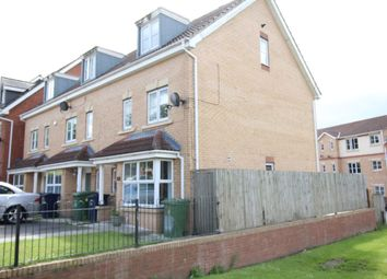 Thumbnail 4 bed terraced house to rent in Rosebud Close, Swalwell, Newcastle Upon Tyne