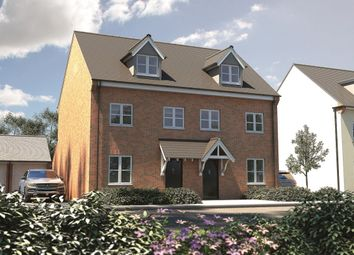 Thumbnail 3 bed semi-detached house for sale in Ashdon Road, Saffron Walden, Saffron Walden