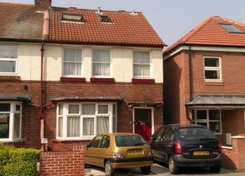 Thumbnail 1 bed flat to rent in Flat 1, 9 Fourth Avenue Heworth, York