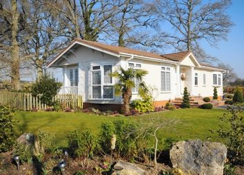 Thumbnail 3 bed mobile/park home for sale in Rose Court, Organford Manor, Poole, Dorset